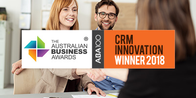 CRM Innovation Awards 2018
