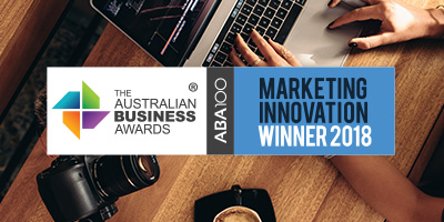 Marketing Innovation Awards 2018