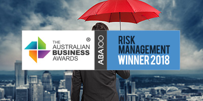 Risk Management Awards 2018