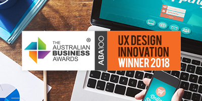 UX Design Innovation Awards 2018