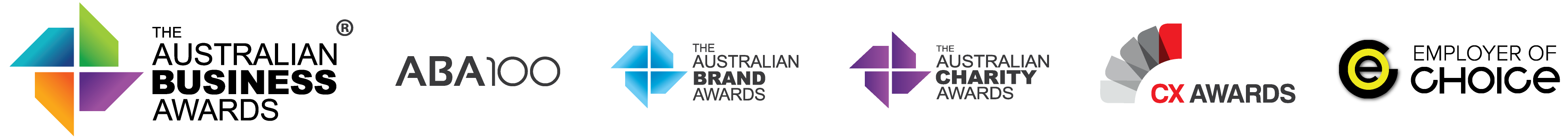 The Australian Business Awards >> Previous Winners Logo