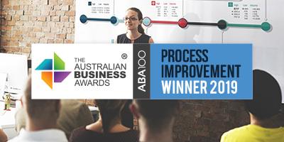 Process Improvement Awards 2019