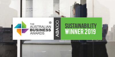 Sustainability Awards 2019